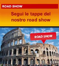 Pinguino Viaggi Road Show - Segui le nostre tappe